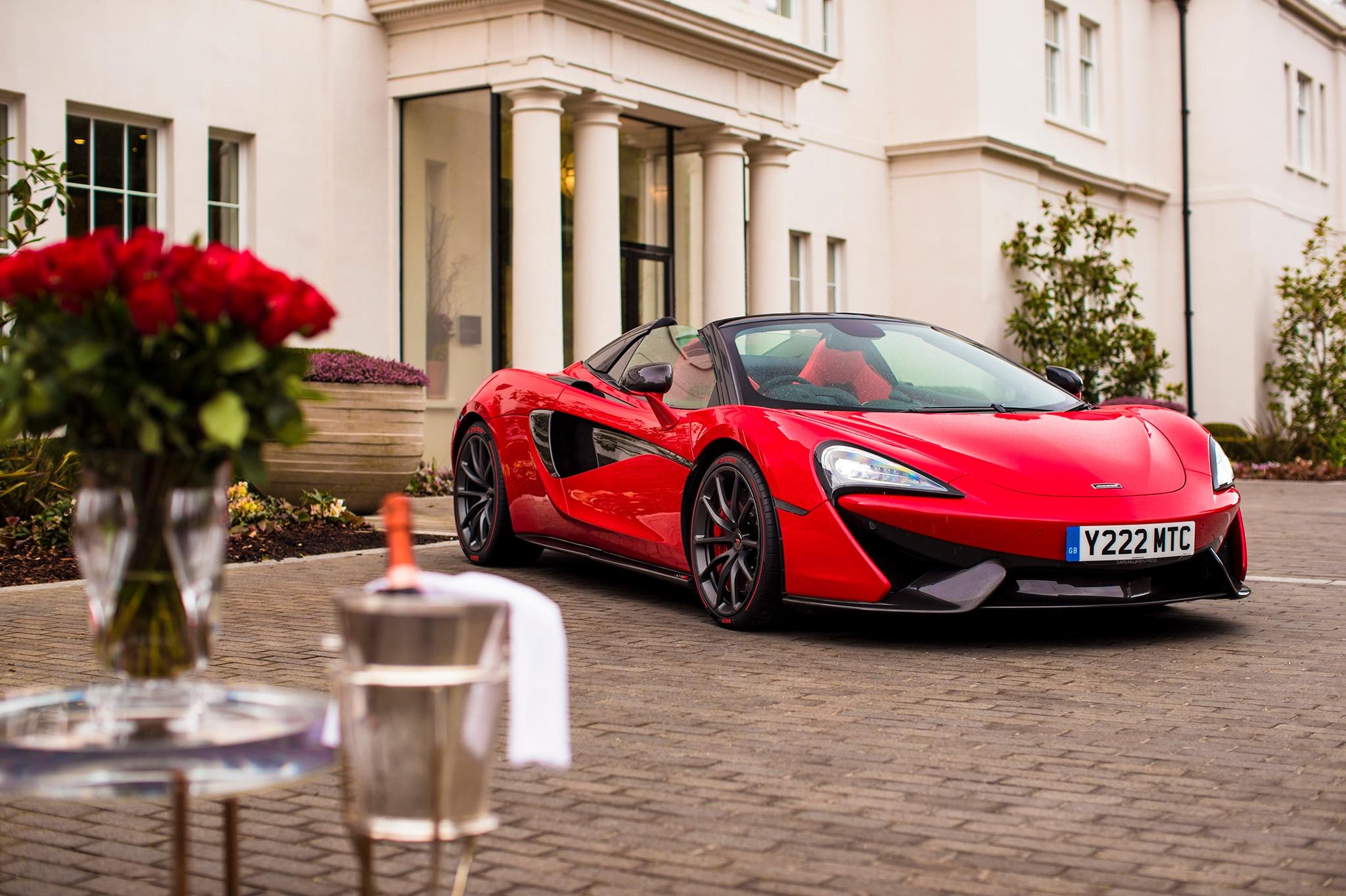 McLaren 570S Valentines Day Special 5