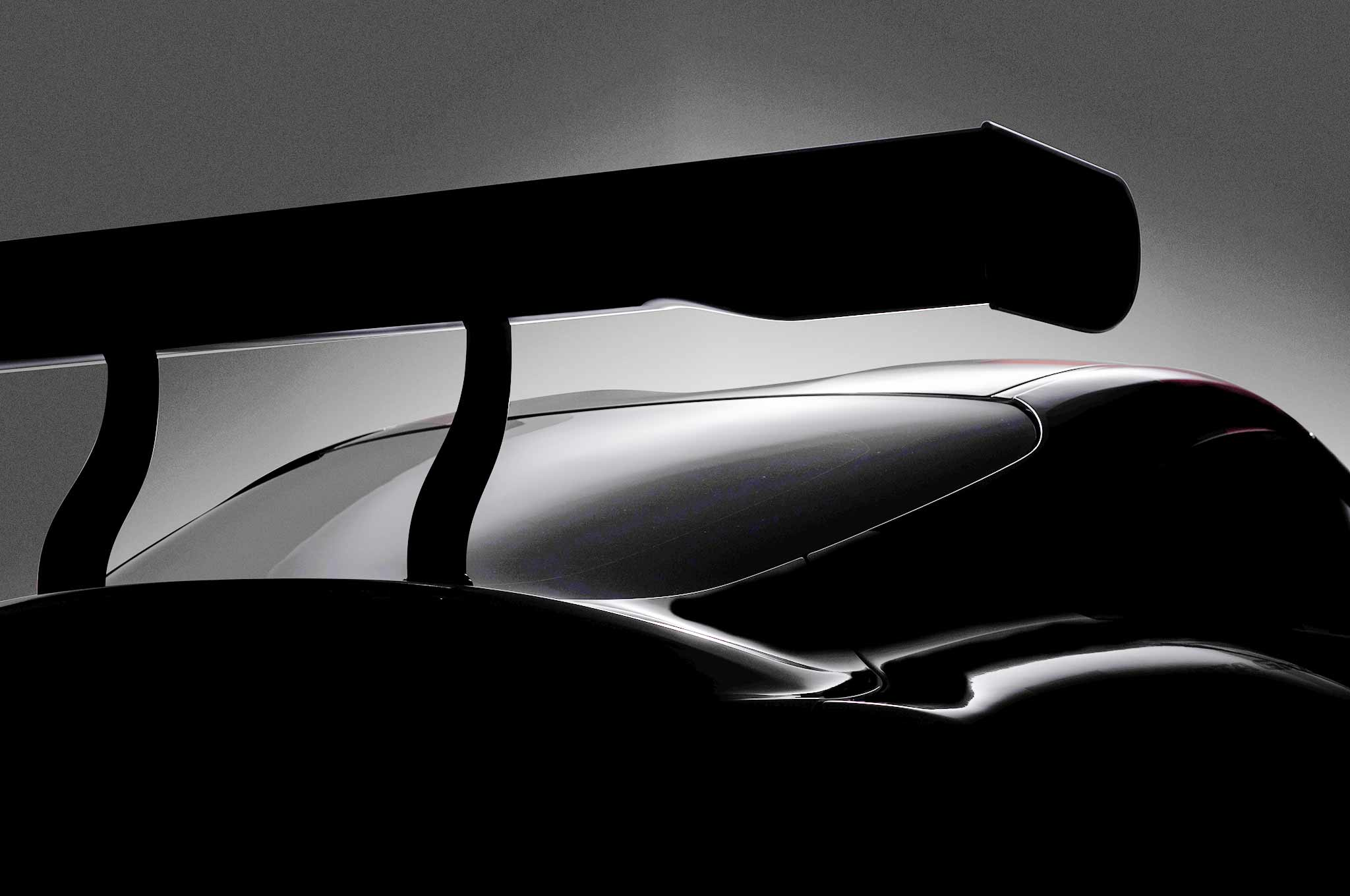 Toyota Supra Geneva 2018 Teaser