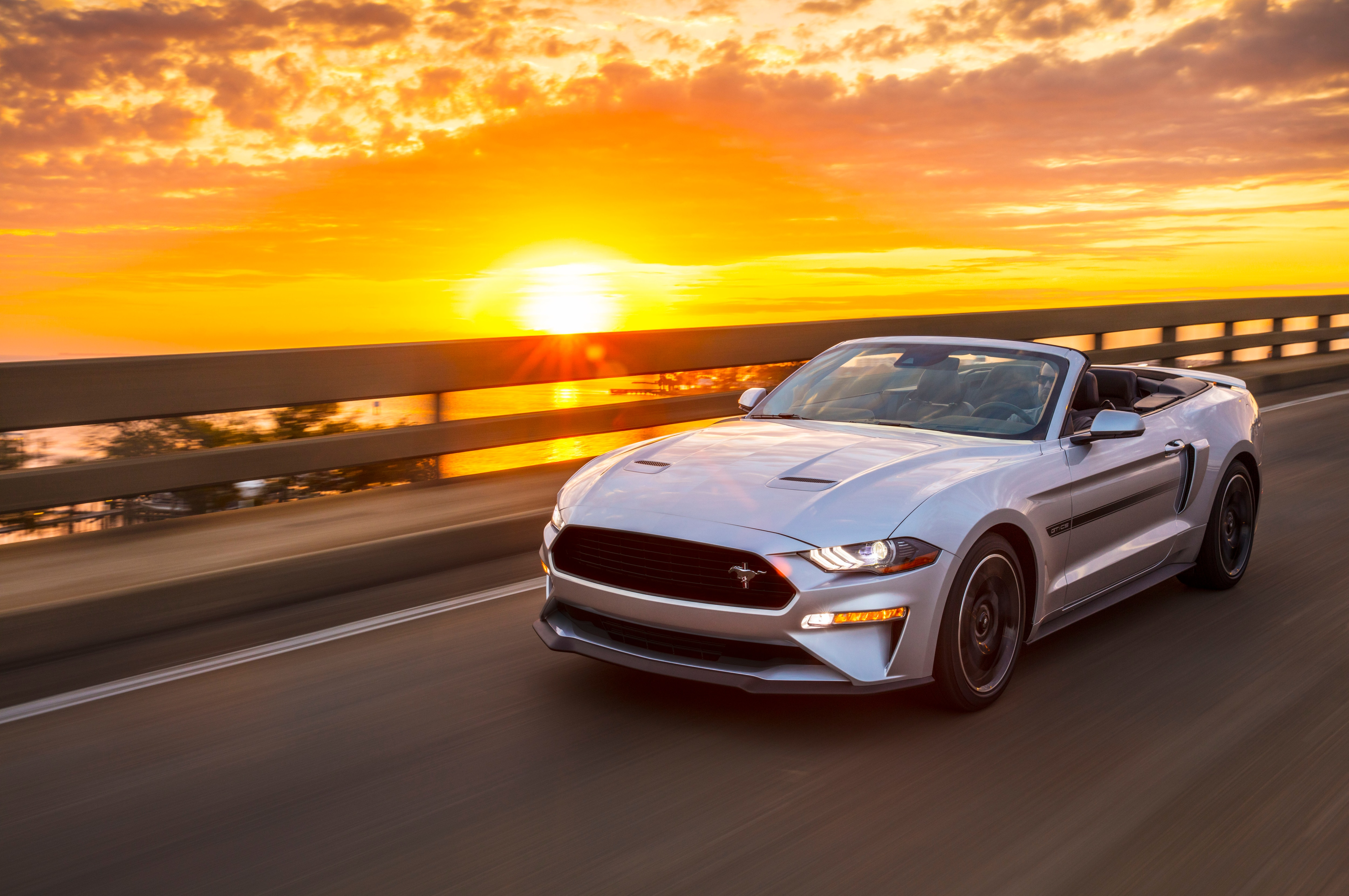 Special Sauce: Ford Brings Back The Mustang GT California Special For 2019