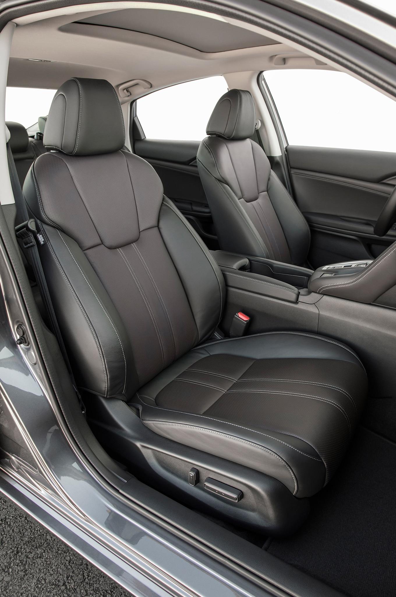 2019 Honda Insight Gets Up to 55 MPG   Automobile Magazine