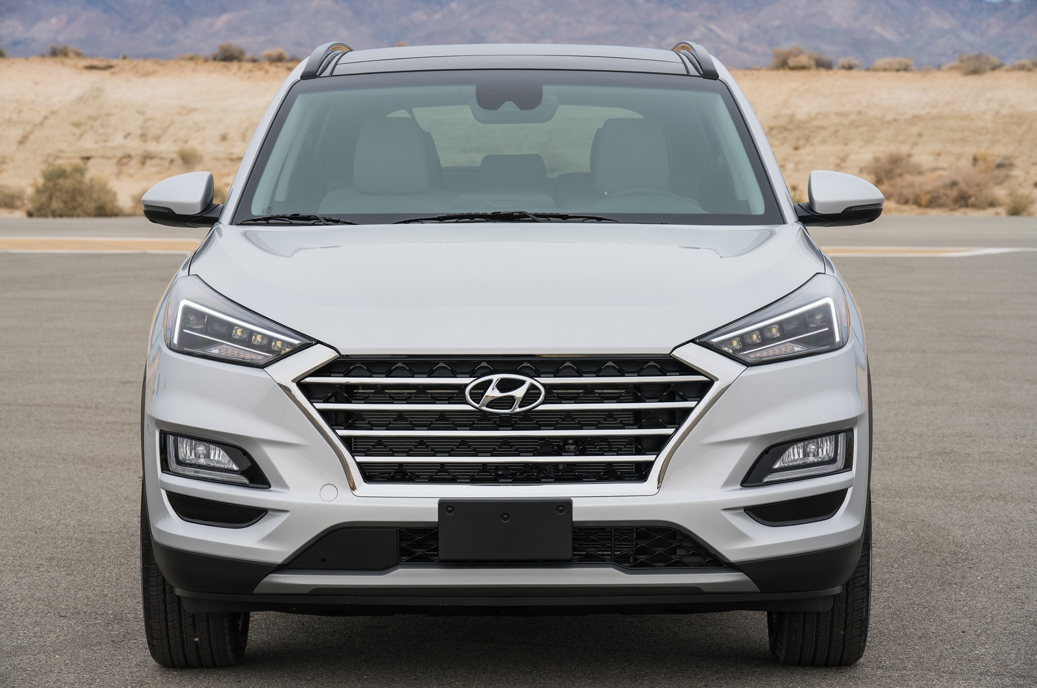 2019 hyundai tucson offers more power automobile magazine. Black Bedroom Furniture Sets. Home Design Ideas