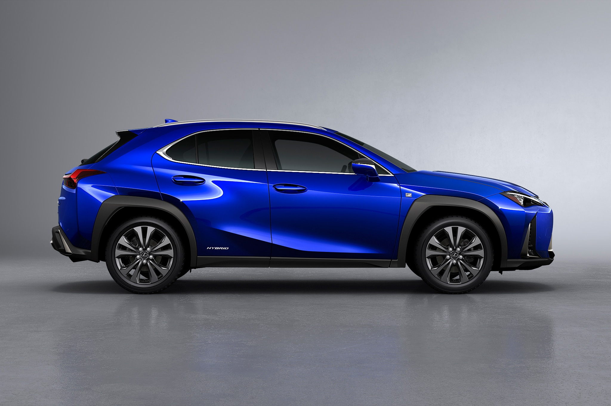 Lexus UX Rolls Out in Geneva