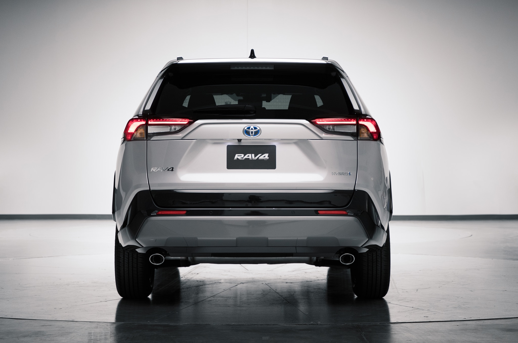 2019 Toyota Rav4 With A Three Row Variant Could Make A