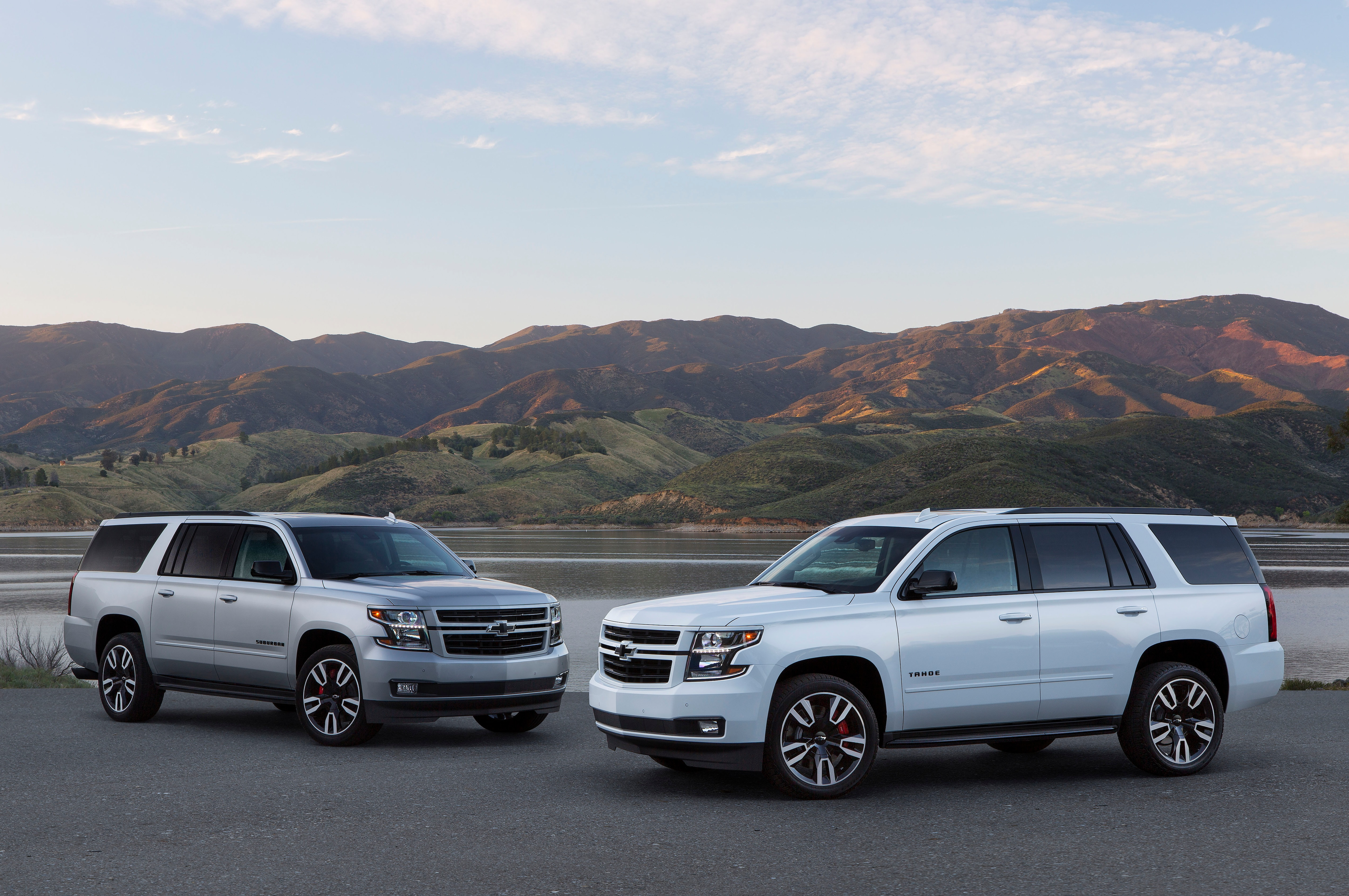 2019 Chevrolet Suburban RST With Tahoe RST