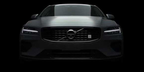 Volvo S60 Shows Off New Face in Teaser Video