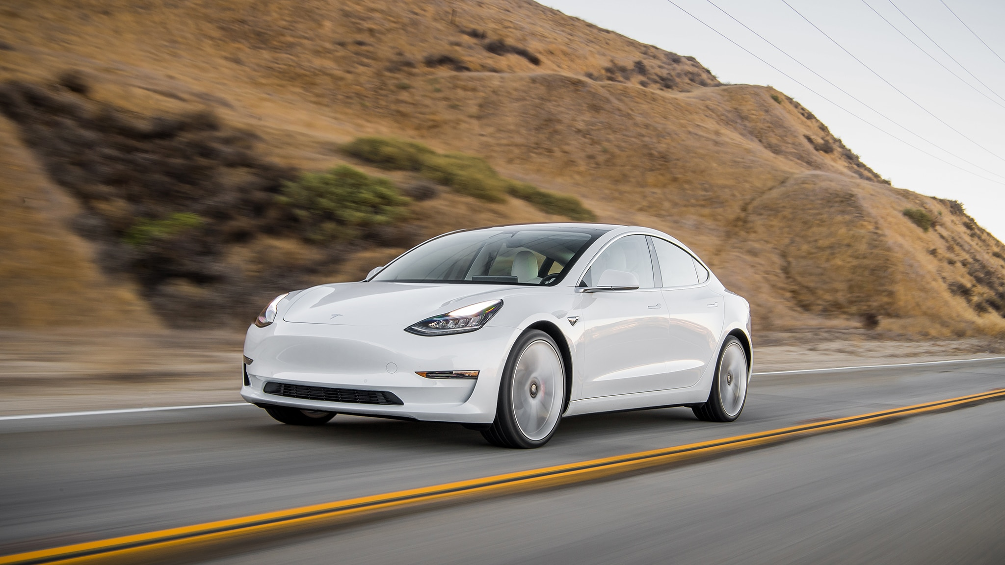 The 35 000 Tesla Model 3 Is Finally Available To Order Automobile Magazine