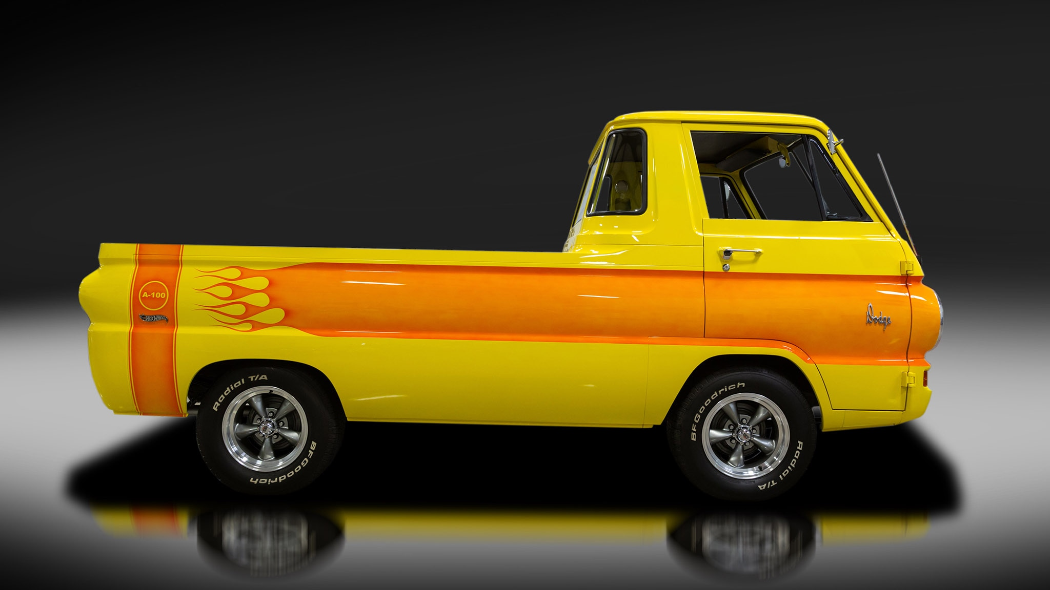 New Mercedes Pickup >> Everyone Needs a 1969 Dodge A100 Cab-Over Pickup Like This ...