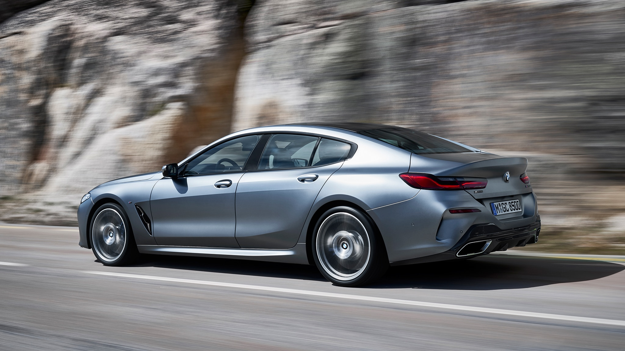 2020 BMW 8 Series Gran Coupe Is Here and It's a Stunner ...