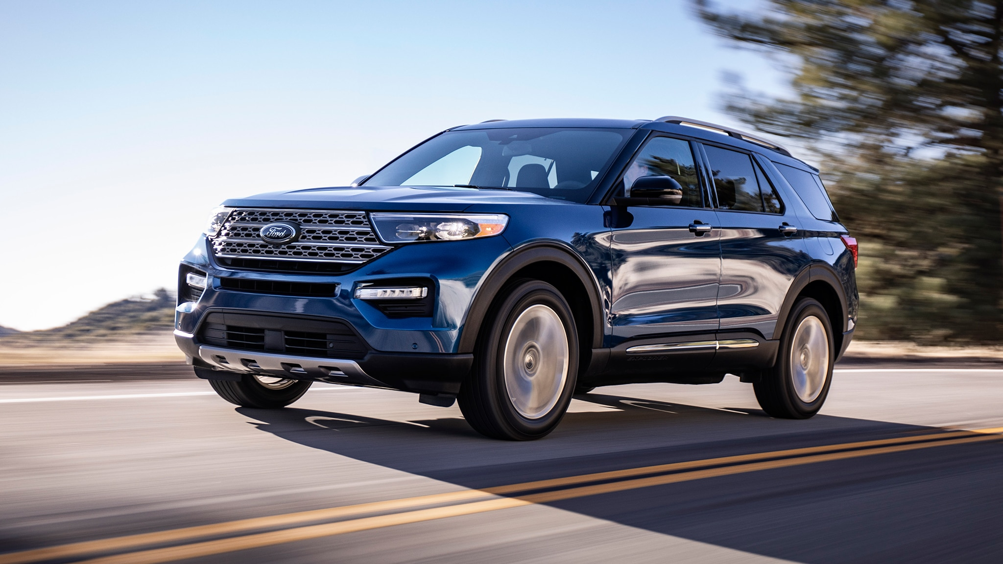 2020 Ford Explorer First Drive Review: It's Much, Much