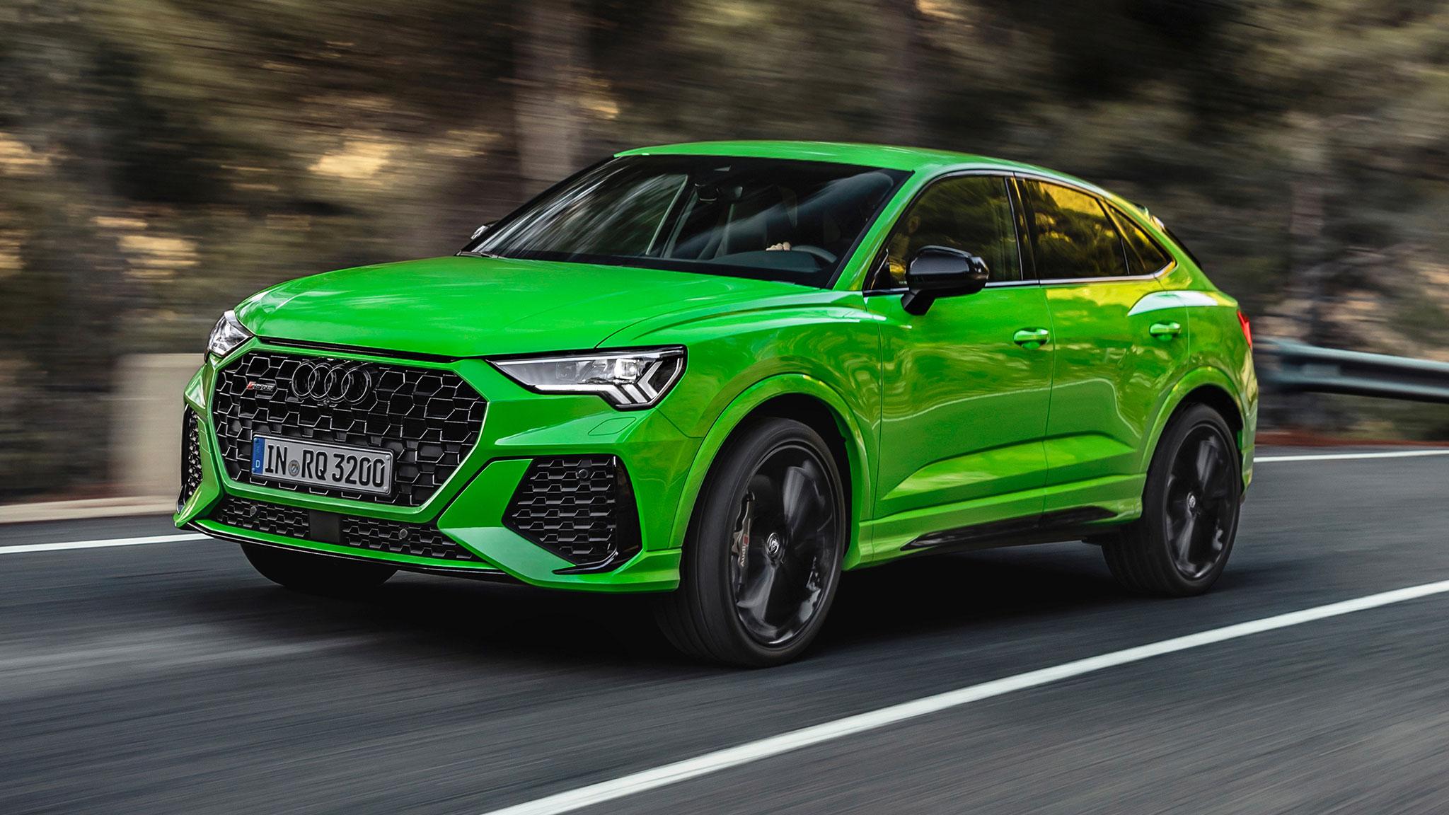 2020 Audi RS Q3 Sportback: It Sounds Great, Except ...