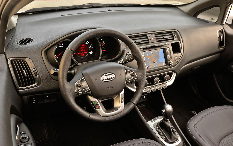 2012 Kia Rio 5 Door First Drive Automobile Magazine Rio5 Sx
