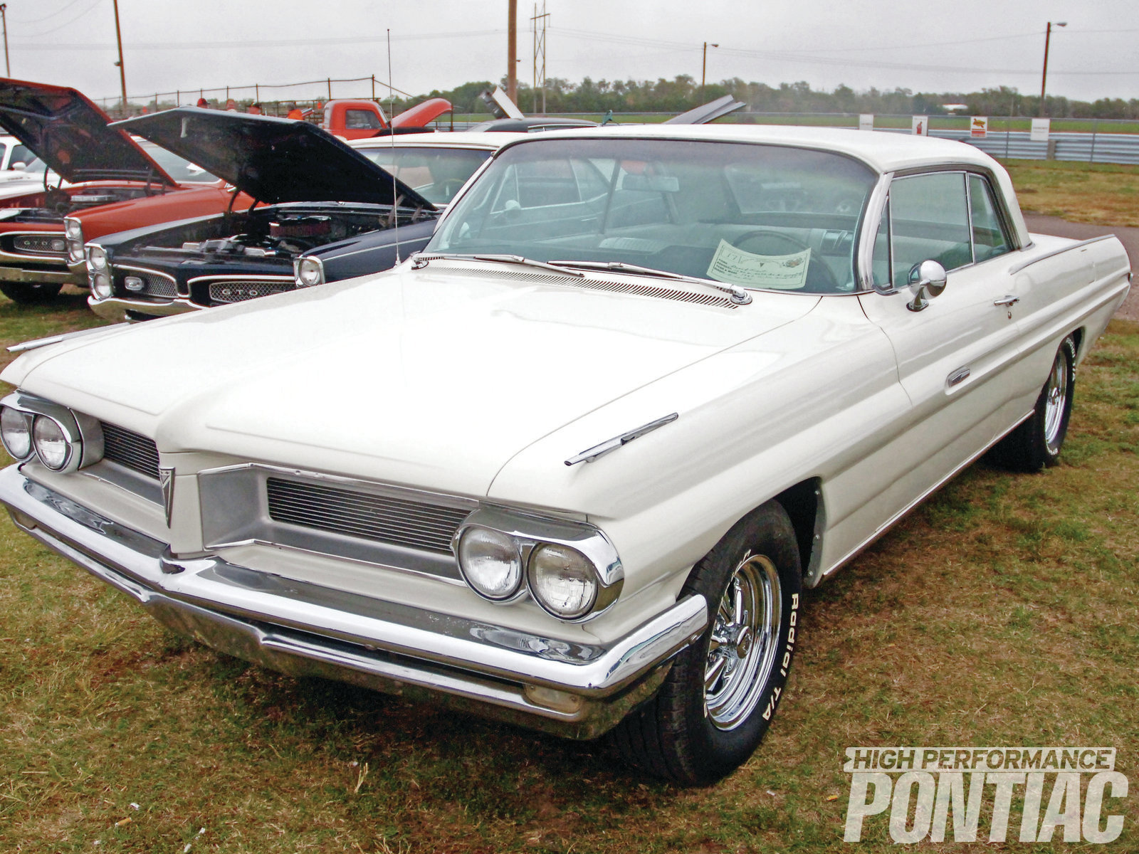 1964 Pontiac Grand Prix Pontiac Design Analysis