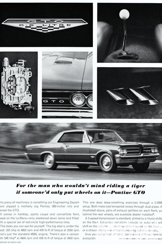 1967 Pontiac GTO - Great Drives & Classic Cars - Automobile Magazine