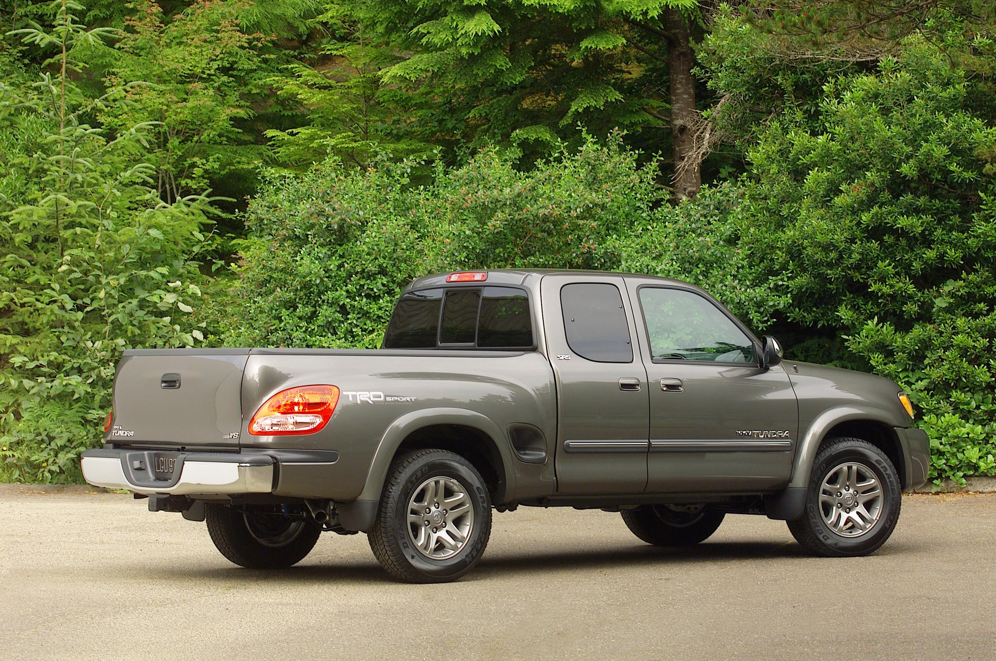 2018 Toyota Tundra Double Cab >> 2005 Toyota Tundra - Review - IntelliChoice