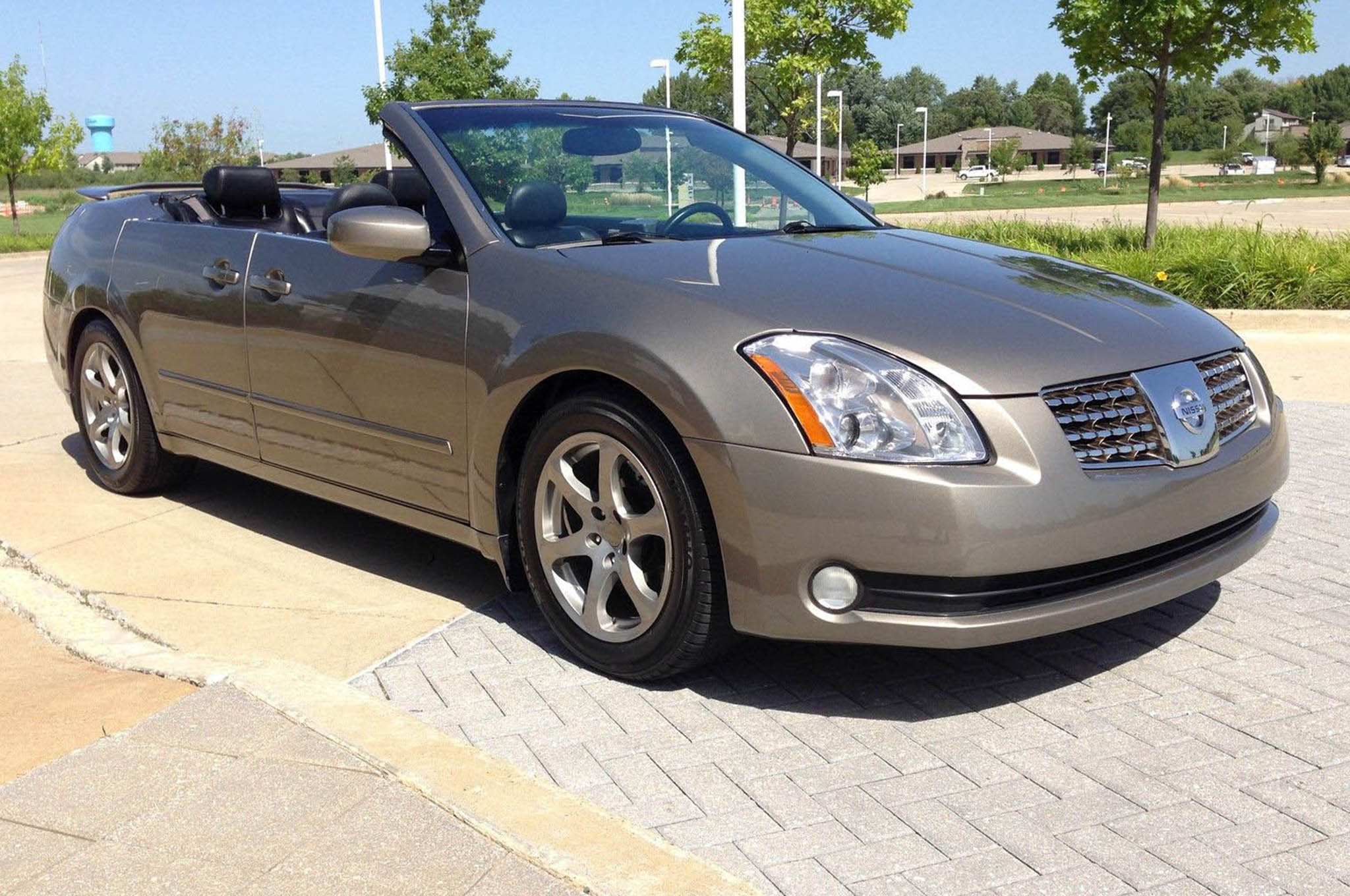 2004 Nissan Maxima Photo Gallery - Latest News, features ...