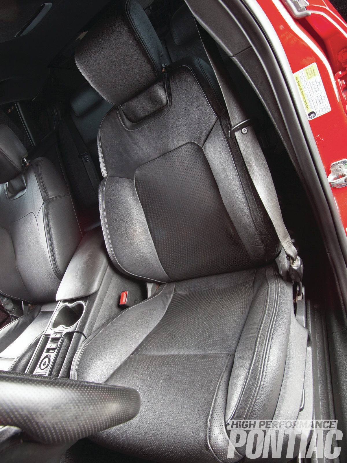 2008 Pontiac G8 Gt The Down Under Express Latest News Features Wheel Sensor Wiring Diagrams Seats