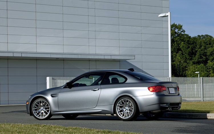 2011 Bmw M3 Frozen Grey Coupe First Look Automobile Magazine