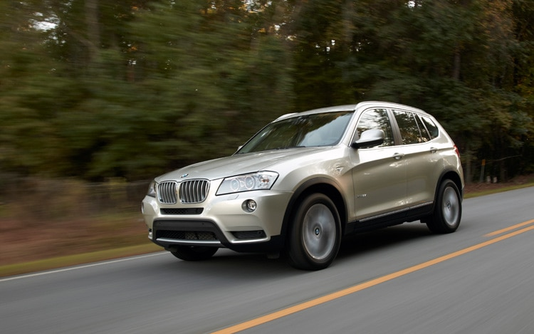 Triple X 2011 Bmw X3 Goes Into Production In South