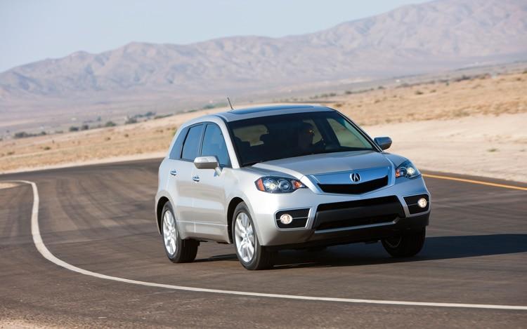 2011 Acura RDX Tech - Editors' Notebook - Automobile Magazine