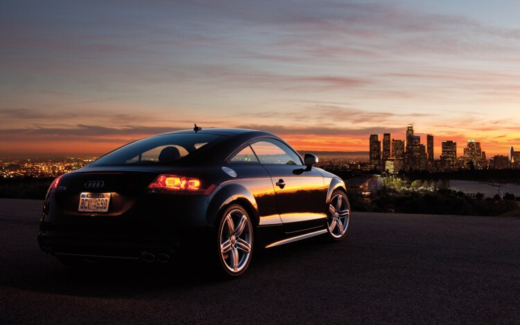 Audi Tt Gt4 Concept Aims For The Race Track