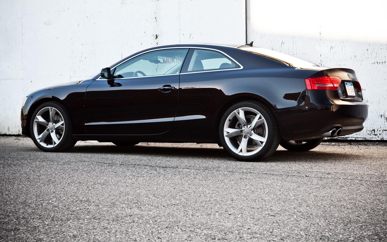 2011 Audi A5 20 Tfsi Quattro Coupe Editors Notebook Automobile