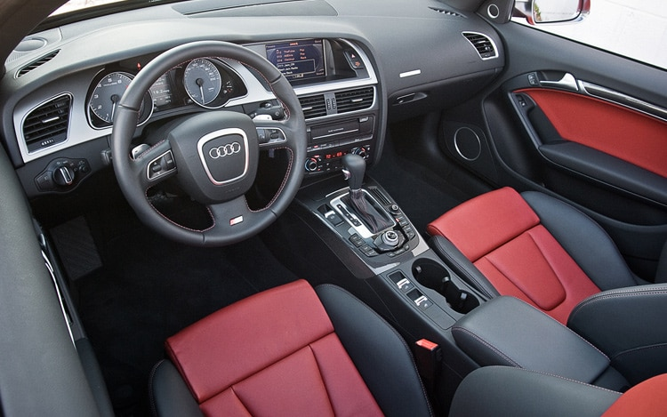 2011 Audi S5 Cabriolet 3.0T - Automobile Magazine