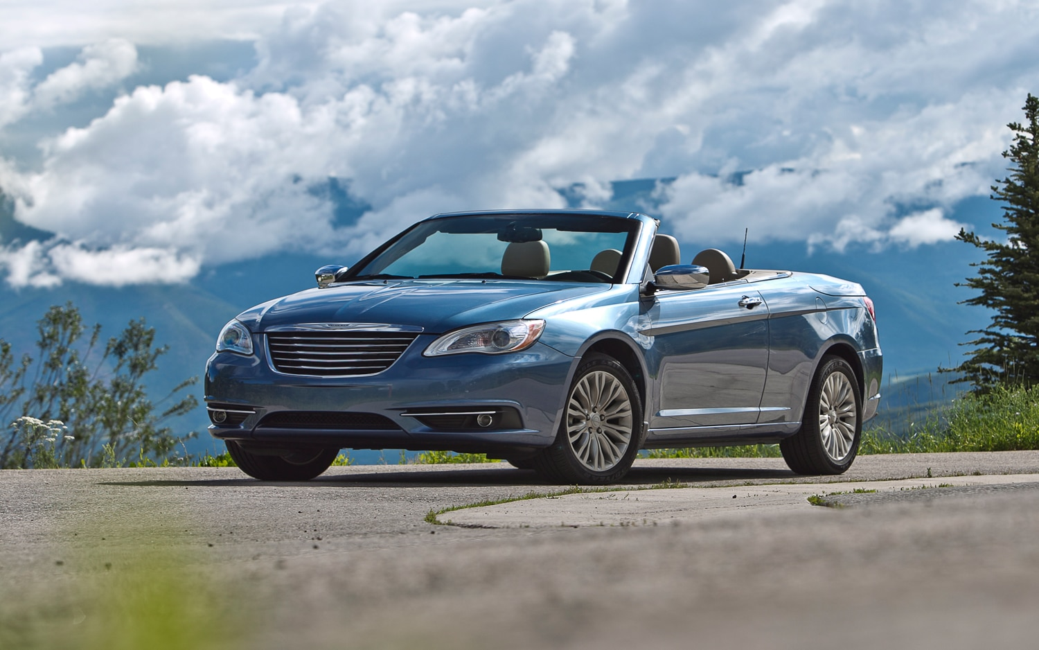 Chrysler 200 Mpg >> 2011 Chrysler 200 Limited Convertible - Editors' Notebook - Automobile Magazine