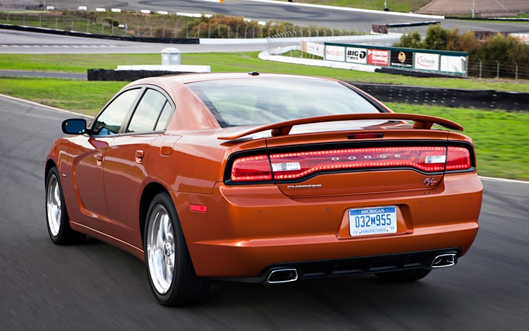 2011 Dodge Charger R T Max Awd Editors Notebook