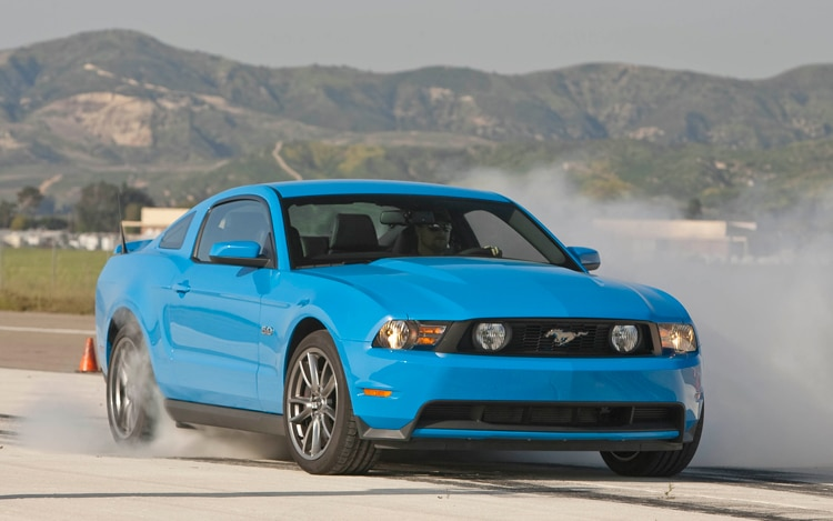 2011 Ford Mustang Gt Premium Editor S Notebook