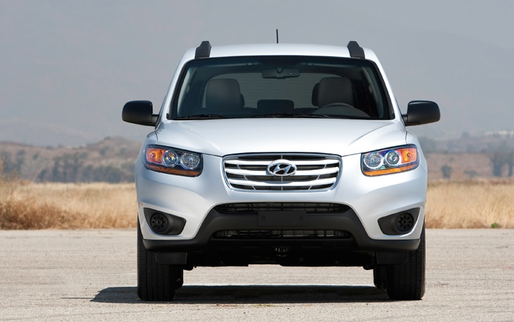 Recall Central 2011 Hyundai Santa Fe Recalled For Brake Calipers