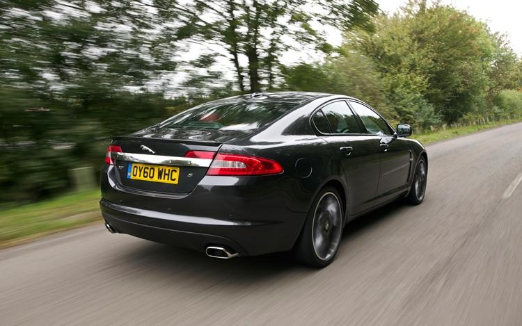 2011 Jaguar XF Supercharged - Editor's Notebook - Automobile