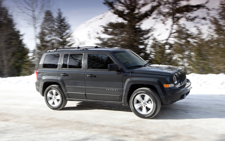 european jeep patriot diesel switches from from vw to. Black Bedroom Furniture Sets. Home Design Ideas