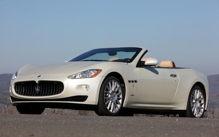 2011 Maserati GranTurismo Convertible - Maserati Luxury ...