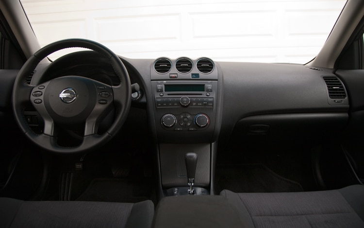 2011 Nissan Altima Coupe 25 S Automobile Magazine