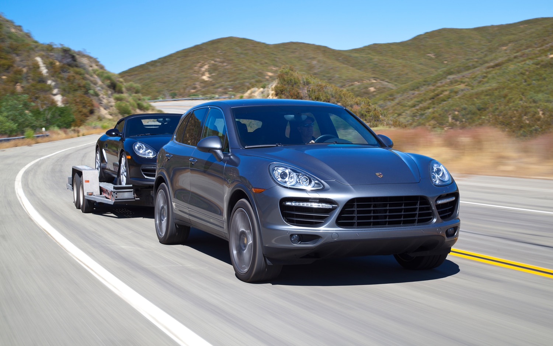 2011 Porsche Cayenne Turbo - Porsche Luxury SUV Review - Automobile ...