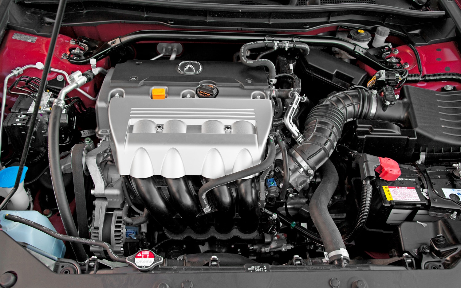 EDITORS NOTEBOOK Acura TSX - 2007 acura tsx engine