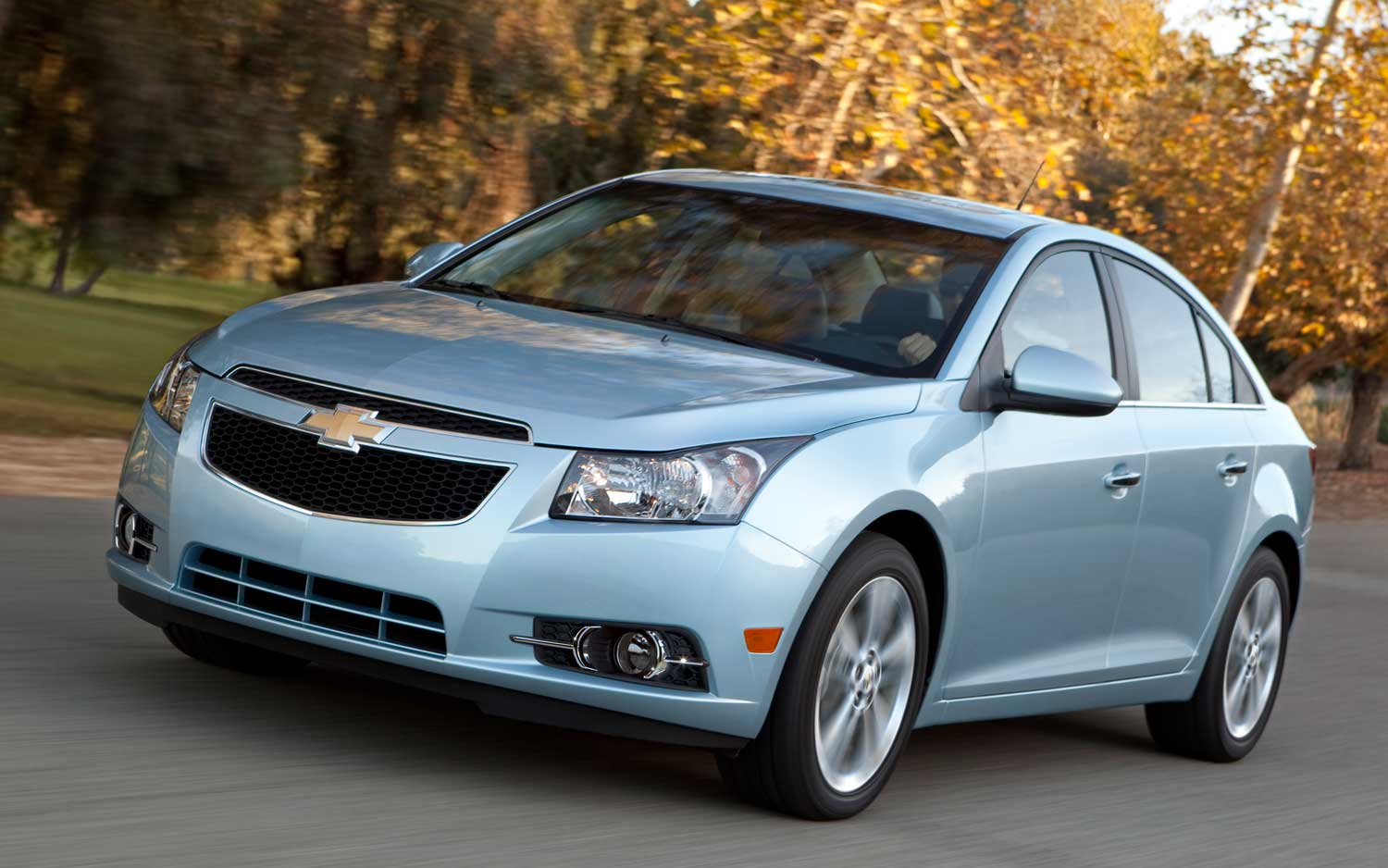 Cruze chevy cruze 2lt : 2012 Chevrolet Cruze 2LT - Editors' Notebook - Automobile Magazine