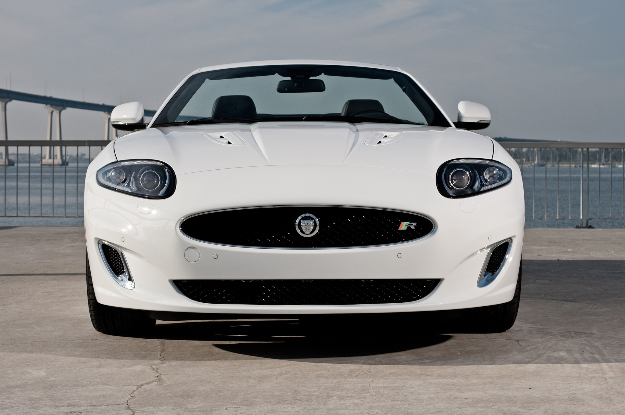 First Look: 2012 Jaguar XKR-S Convertible - Automobile ...
