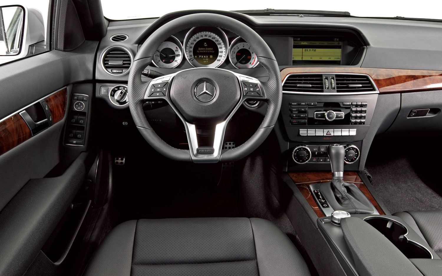 2012 mercedes-benz c300 4matic - editors' notebook - automobile magazine