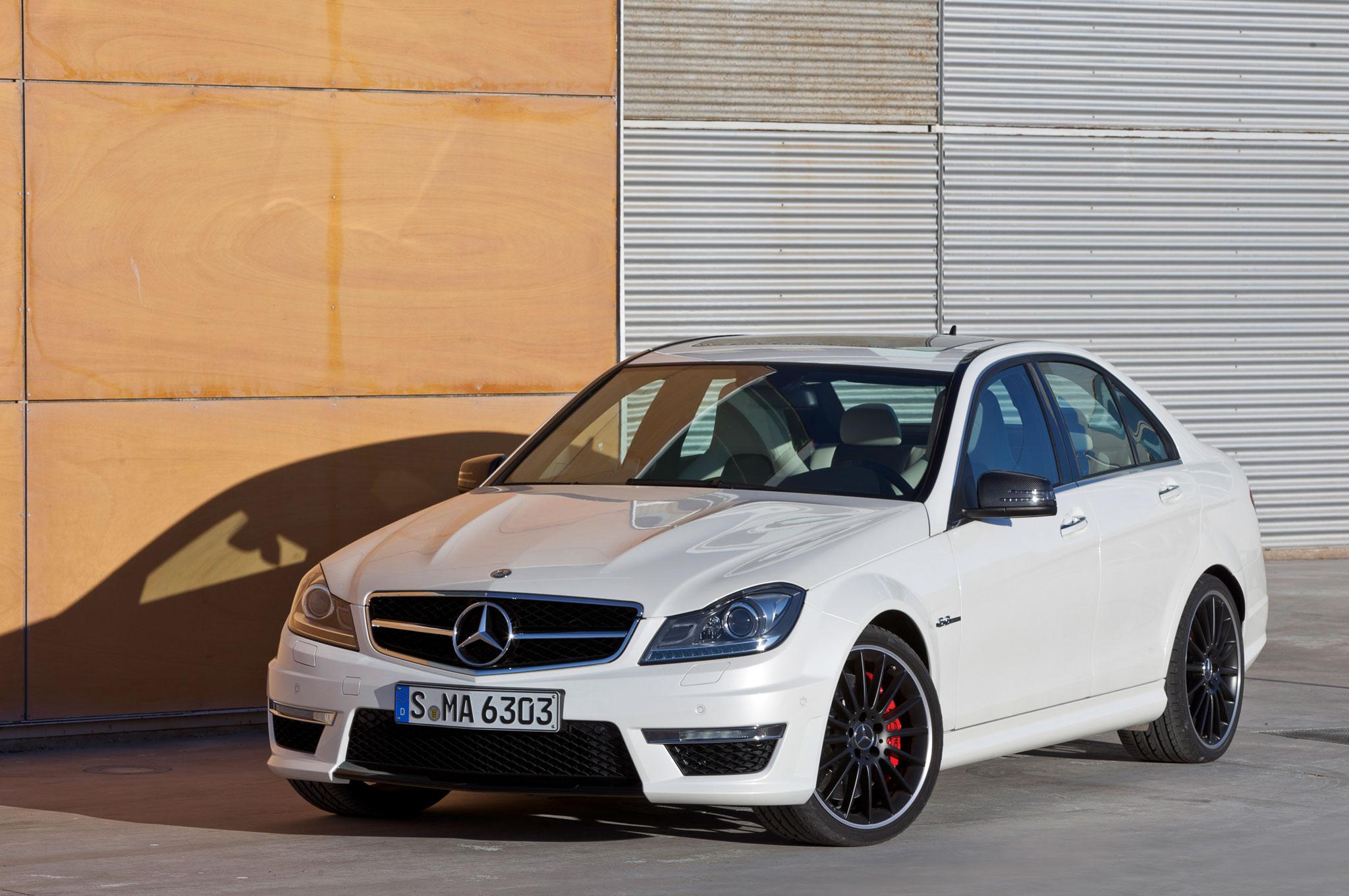 2012 Mercedes-Benz C300 4Matic - Editors' Notebook ...