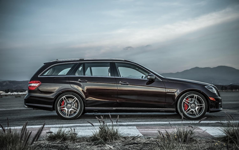 2012 Mercedes-Benz E63 Wagon - Editors' Notebook ...