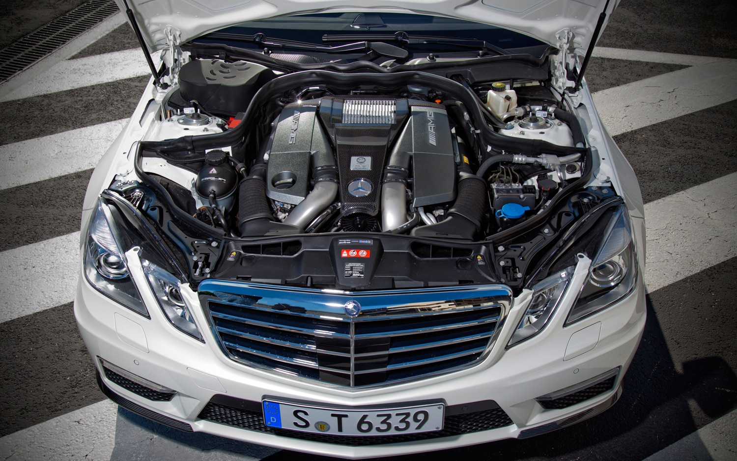 2012 Mercedes-Benz E350 BlueTEC - Editors' Notebook
