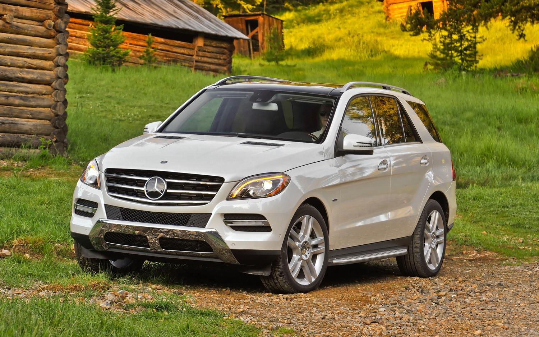 2012 Mercedes-Benz ML350 Bluetec 4Matic - Editors' Notebook - Automobile Magazine