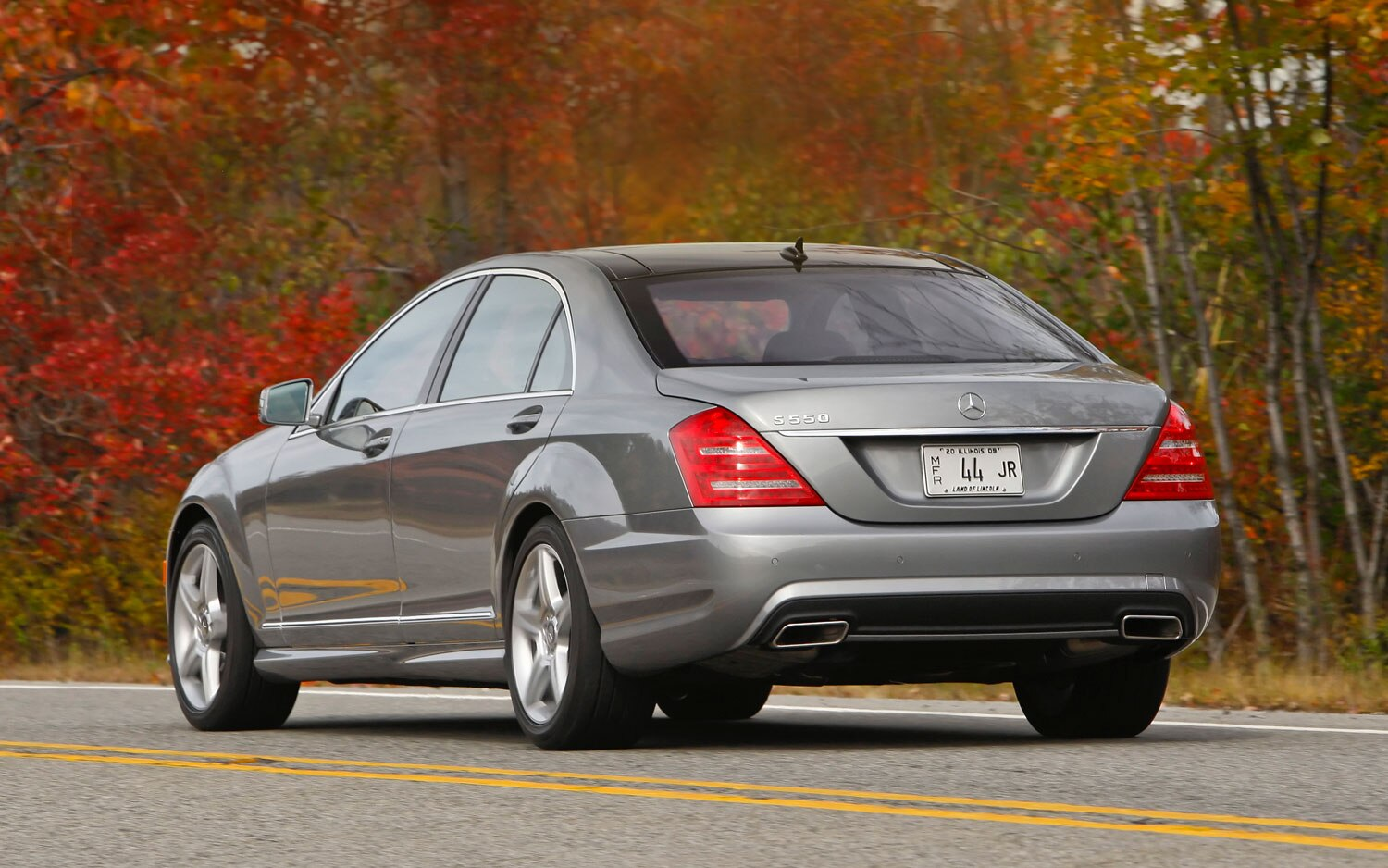 2012 Mercedes Benz S63 Amg Editors Notebook Automobile Magazine