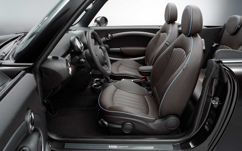 2017 Mini Cooper Highgate Interior Driver Side