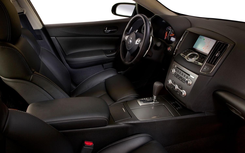 2012 Nissan Maxima Interior