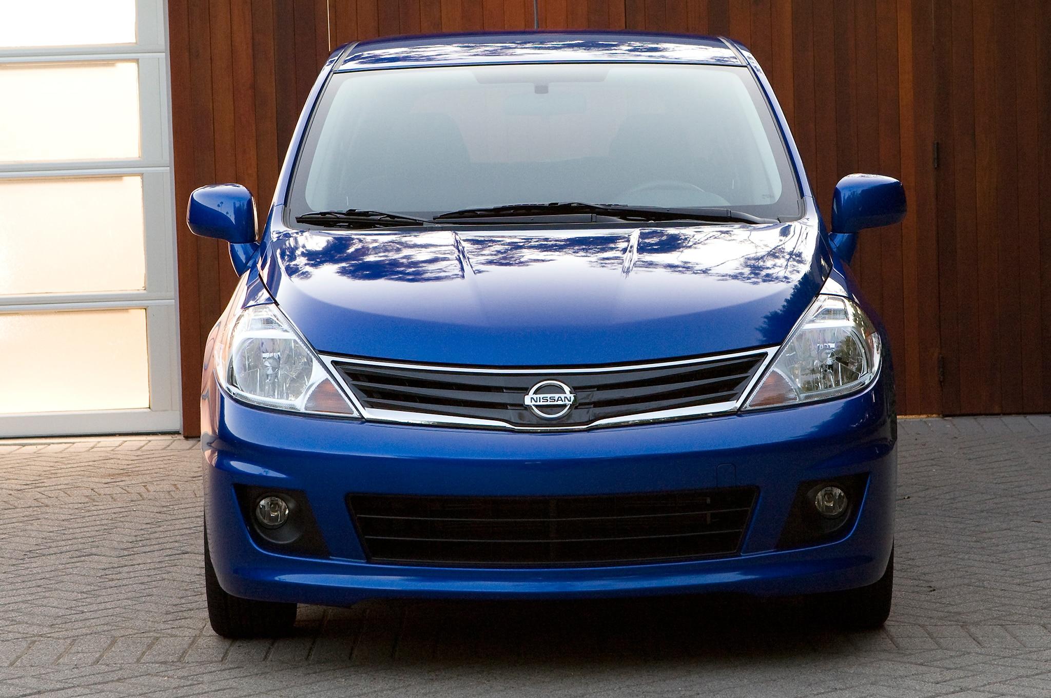 2012 nissan versa sedan first drive automobile magazine