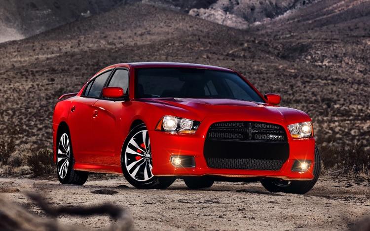 2012 Dodge Charger Srt8 Editors Notebook Automobile Magazine