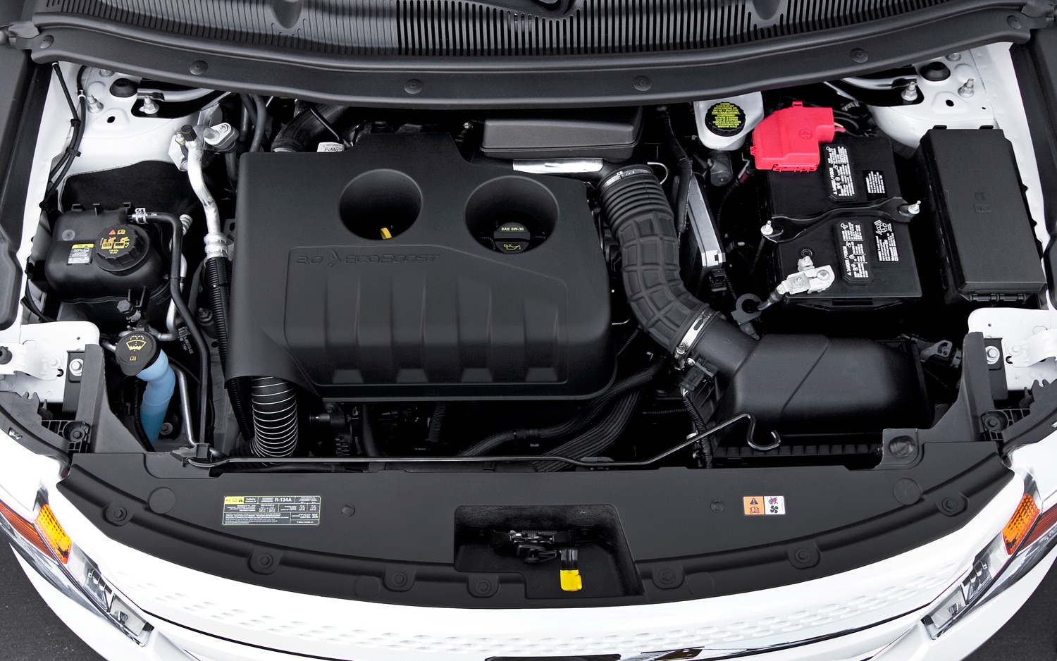 Ford Explorer Ecoboost Engine