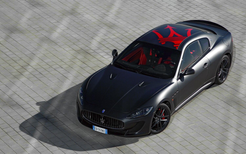 First Drive: 2012 Maserati GranTurismo MC - Automobile Magazine